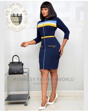 Classic Elegant Trendy Female Quality Fitted Gown | Clothing for sale in Lagos State, Ikeja
