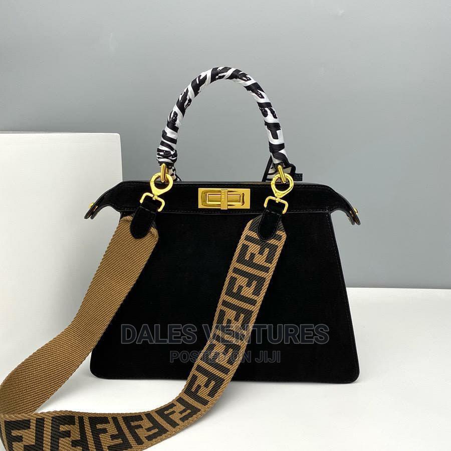Luxury FENDI Handbags for Women