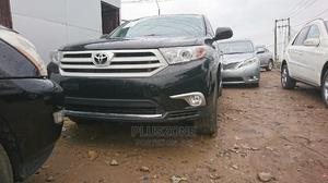 Toyota Highlander 2012 Black | Cars for sale in Lagos State, Isolo