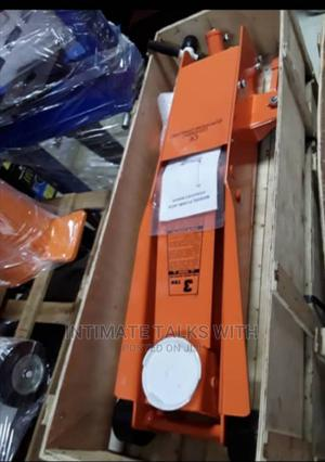 3 Ton Long Frame Jack. | Heavy Equipment for sale in Lagos State, Yaba