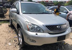 Lexus RX 2009 350 AWD Silver   Cars for sale in Lagos State, Apapa