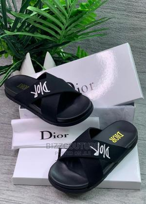High Quality Christian Dior Slippers for Men | Shoes for sale in Lagos State, Magodo