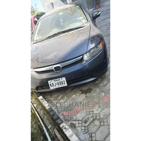 Honda Civic 2008 Blue | Cars for sale in Ajah, Lagos State, Nigeria