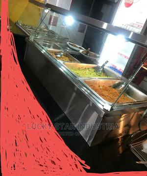 8 Plate Food Warmer | Restaurant & Catering Equipment for sale in Lagos State, Lekki
