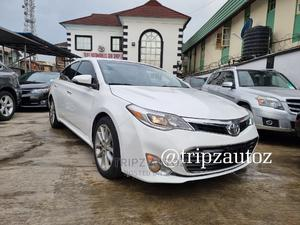 Toyota Avalon 2014 White | Cars for sale in Lagos State, Ikeja