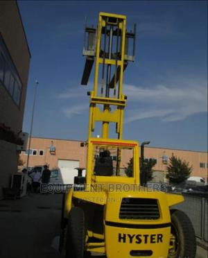 Hyster Forklift 35tons Capacity   Heavy Equipment for sale in Lagos State, Lekki