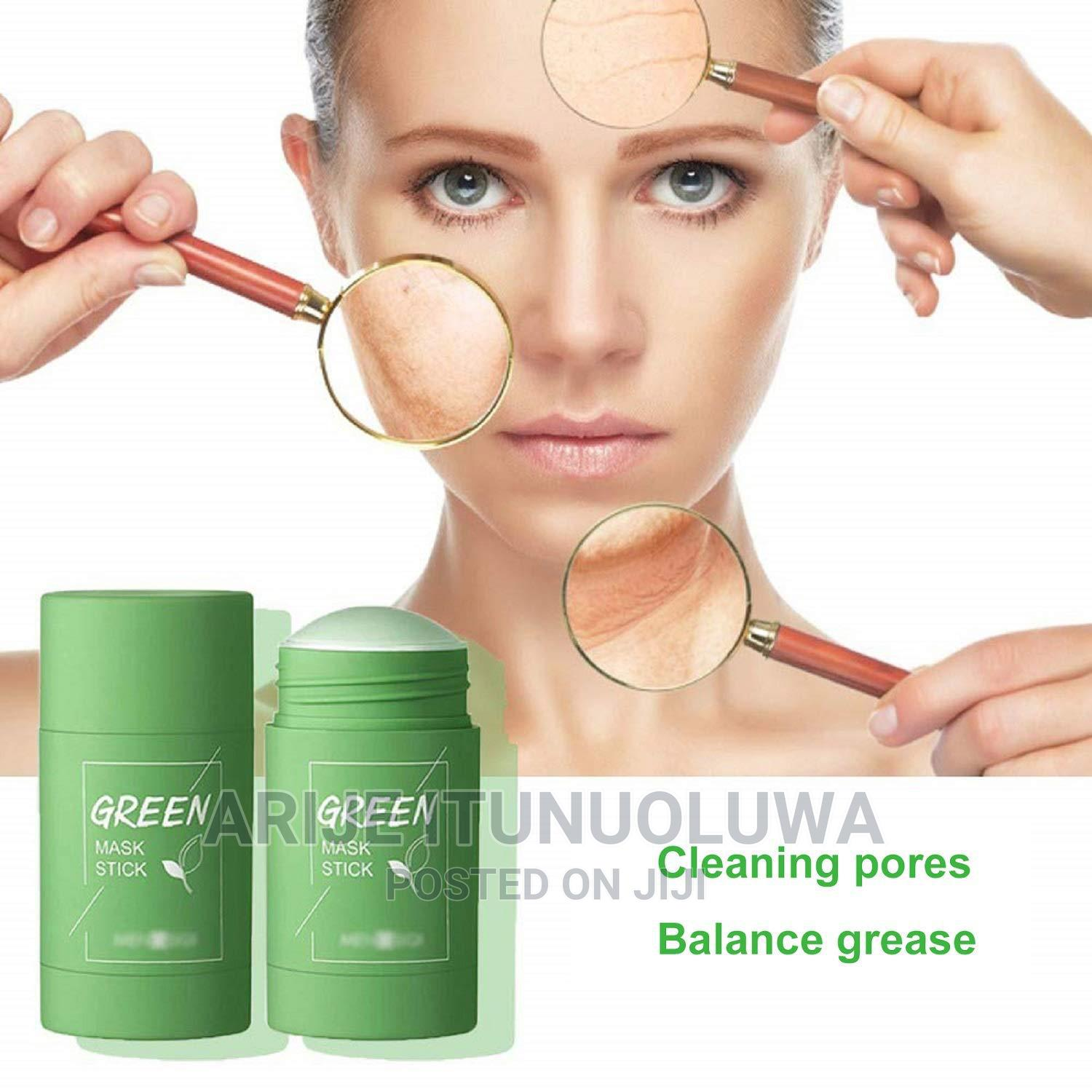 Green Mask Stick( From 15pics #2000