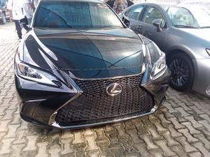 Lexus ES 2019 350 F Sport FWD Black   Cars for sale in Lagos State, Ikeja