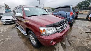 Toyota Highlander 2007 Limited V6 Red   Cars for sale in Rivers State, Port-Harcourt