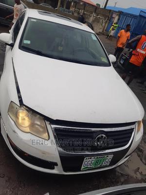 Volkswagen Passat 2008 2.0 White | Cars for sale in Lagos State, Surulere