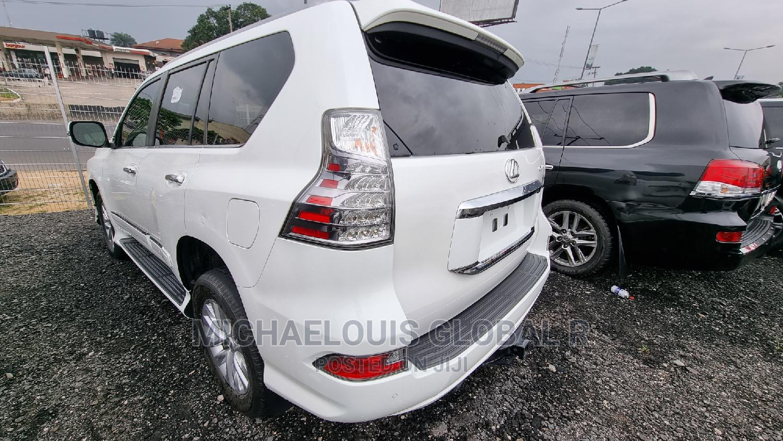 Lexus GX 2016 460 Luxury White