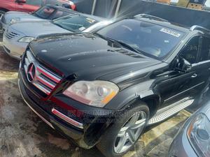 Mercedes-Benz GL Class 2012 GL 550 Black   Cars for sale in Lagos State, Ikeja