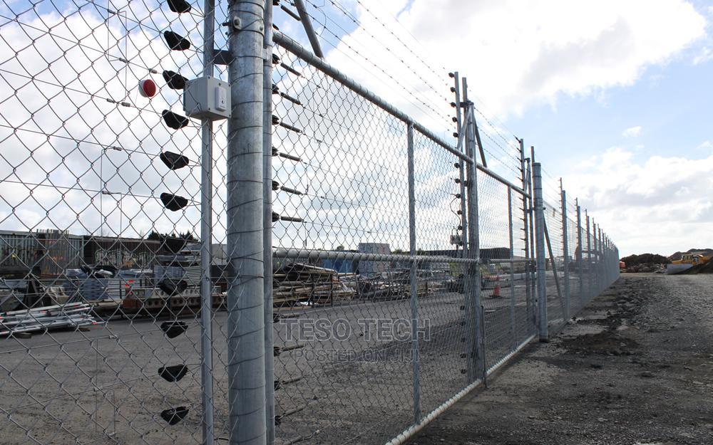 Electric Perimeter Fencing System in Nigeria
