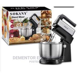 Sokany Cake Mixer 3.5L | Kitchen Appliances for sale in Lagos State, Lagos Island (Eko)
