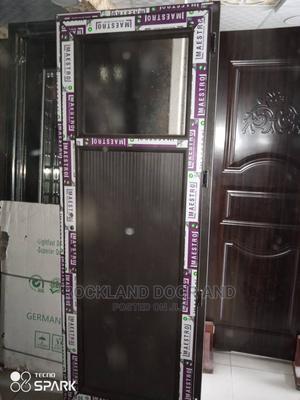 Aluminum Door for Toilet | Doors for sale in Lagos State, Lekki