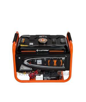 Lutian 3.5KVA Key Start Generator 100% Copper - LT3600E | Electrical Equipment for sale in Abuja (FCT) State, Asokoro