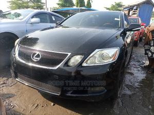 Lexus GS 2009 350 4WD Black | Cars for sale in Lagos State, Apapa