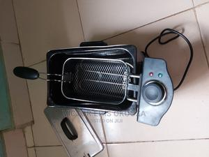 Electric Fairly Used Deep Fryer Industrial and Home Use | Restaurant & Catering Equipment for sale in Lagos State, Ifako-Ijaiye
