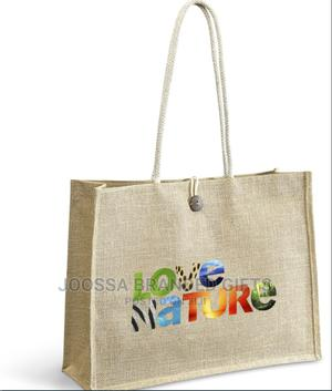 Jute Tote Bag, Can Be Branded. Handy and Comfortable   Bags for sale in Lagos State, Victoria Island