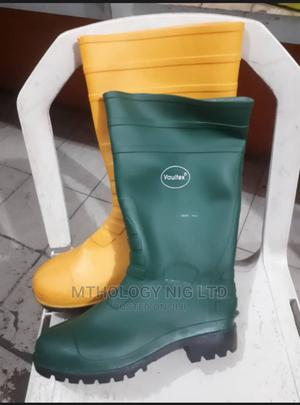 Safety Rain Boot | Safetywear & Equipment for sale in Rivers State, Port-Harcourt