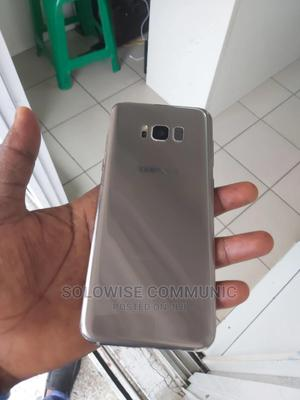 Samsung Galaxy S8 Plus 64 GB Gold | Mobile Phones for sale in Abuja (FCT) State, Wuse 2