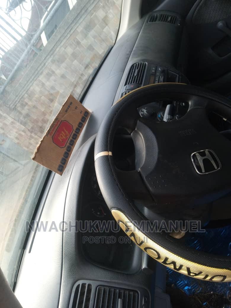 Archive: Honda Civic 2005 Black