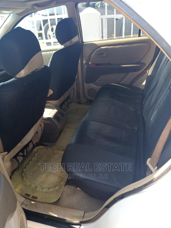 Archive: Lexus RX 2002 White
