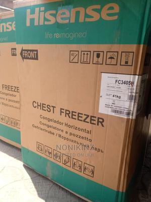 Hisense Chest Freezer FC 340 SH | Kitchen Appliances for sale in Lagos State, Ojo