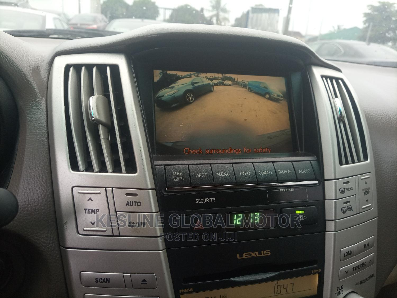 Archive: Lexus RX 2006 330 Green