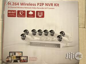 8 Channels H.264 Wireless P2P Network Recorder And IP Camera CCTV Kit   Security & Surveillance for sale in Rivers State, Port-Harcourt
