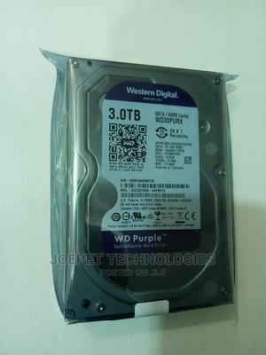 3TB WD Desktop Sata Internal Hard Drive | Computer Hardware for sale in Lagos State, Ikeja