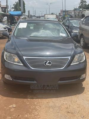 Lexus LS 2007 460 Gray | Cars for sale in Oyo State, Ibadan
