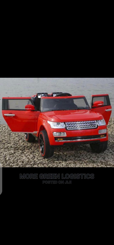 Archive: Kids Automatic Car(Range Rover)