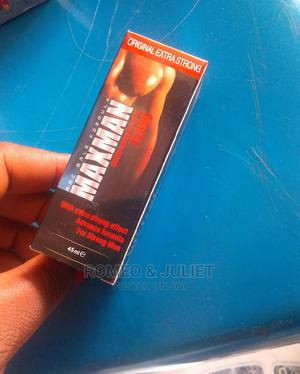 Maxman 75000 Delay Spray | Sexual Wellness for sale in Lagos State, Alimosho
