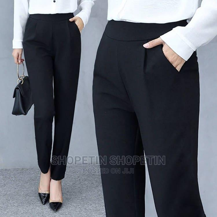Archive: Office Trouser for Ladies