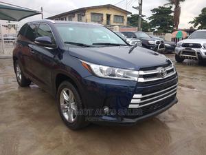 Toyota Highlander 2016 Blue   Cars for sale in Lagos State, Ikeja