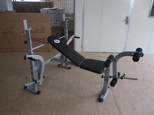 Bench Press Home Weight Gym | Sports Equipment for sale in Lagos State, Ikeja