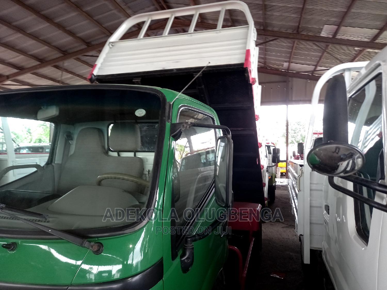 Toyota Dyna Tipper | Trucks & Trailers for sale in Amuwo-Odofin, Lagos State, Nigeria