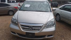 Honda Odyssey 2006 Touring Silver | Cars for sale in Abuja (FCT) State, Central Business District