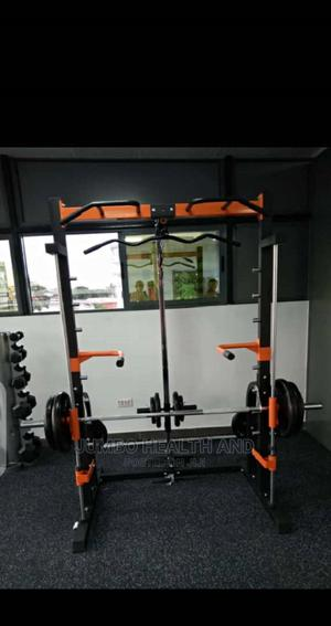 Smith Machine - Multi-Functional Power Rack   Sports Equipment for sale in Lagos State, Ikeja