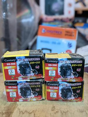Century 500W Step Up Stepdown Transformer | Electrical Equipment for sale in Lagos State, Ojodu