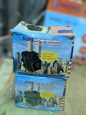 Super Power 300W Step-up Stepdown Transformer | Electrical Equipment for sale in Lagos State, Ojodu
