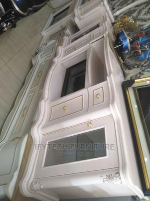 Luxury Fireplace Tv Stand   Furniture for sale in Lagos State, Amuwo-Odofin