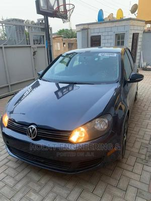 Volkswagen Golf 2011 Gray   Cars for sale in Lagos State, Ojodu