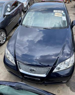 Lexus ES 2009 350 Black   Cars for sale in Lagos State, Ogba