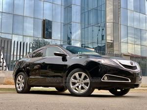 Acura ZDX 2010 Base AWD Black | Cars for sale in Abuja (FCT) State, Central Business District