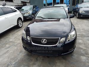 Lexus GS 2007 300 Automatic Black | Cars for sale in Lagos State, Ikeja