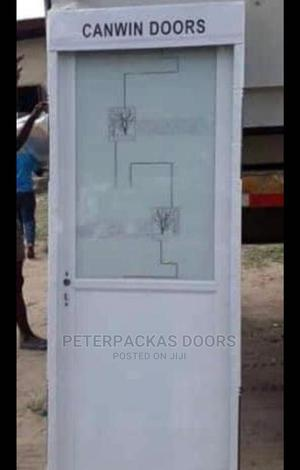 China Aluminum Door for Toilet | Doors for sale in Lagos State, Orile
