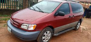 Toyota Sienna 2001 XLE Red | Cars for sale in Oyo State, Egbeda