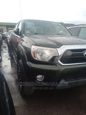 Toyota Tacoma 2012 Access Cab V6 Automatic Gray   Cars for sale in Lagos State, Isolo